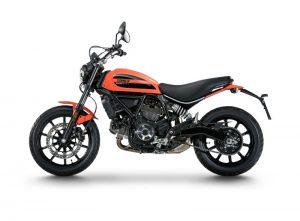 Ducati Scrambler Sixty2 Review by WeWantYourMotorbike.com