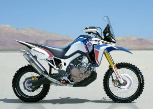 Honda CRF 1000 Review by WeWantYourMotorbike.com
