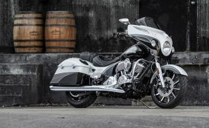 Jack Daniel's Chieftain Review by We Want Your Motorbike.com