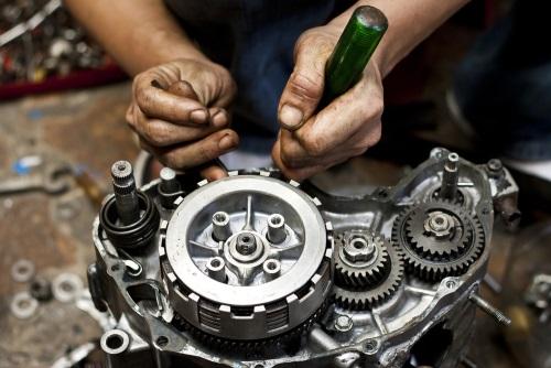 essential motorcycle maintenance
