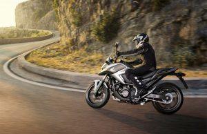 Honda NC750x Review by WeWantYourMotorbike.com