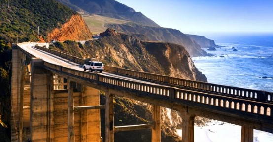 Dream Rides: The Pacific Coast Highway - by WeWantYourMotorbike.com