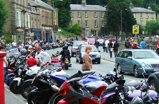 Great events to attend this year - Matlock Bath Biker Meet