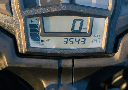 What Affects Bike Values Mileage